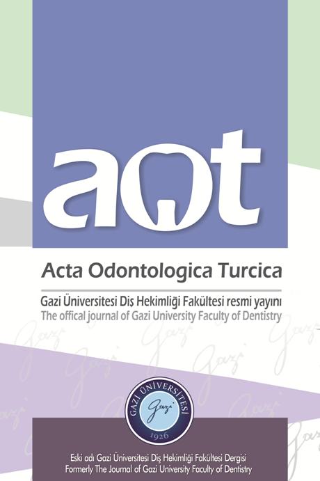 Acta Odontologica Turcica